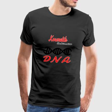 Is in my DNA hobby cosmetics - Men's Premium T-Shirt