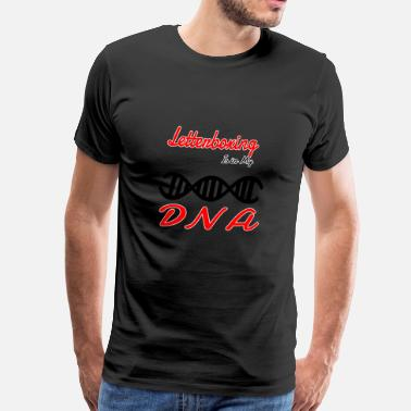 Letterboxing Mon ADN Hobby DNS Fun letterboxing - T-shirt Premium Homme