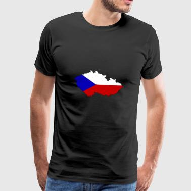 Czech Republic - Czech republic - Country - Men's Premium T-Shirt
