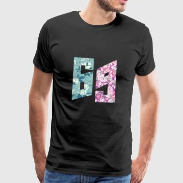 69 Gift position Sexe Lit sexe oral - T-shirt Premium Homme