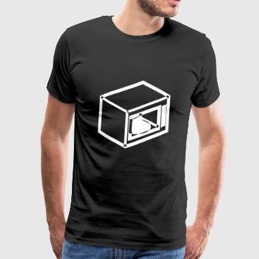 microwave - Men's Premium T-Shirt