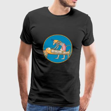 Anubis - Men's Premium T-Shirt