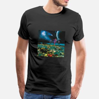 Hallucination Child of the cosmos - Men's Premium T-Shirt