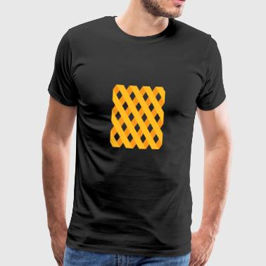 Gutter orange - Men's Premium T-Shirt