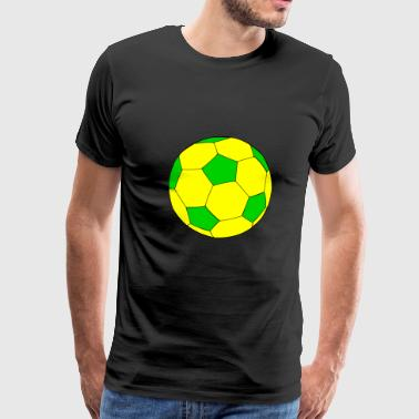 football brazil - Men's Premium T-Shirt