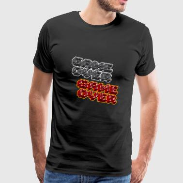 Game Over Game Over - Men's Premium T-Shirt