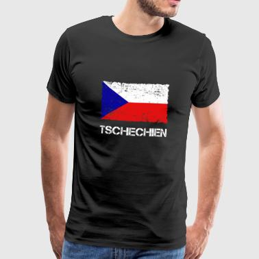Czech Republic - Men's Premium T-Shirt