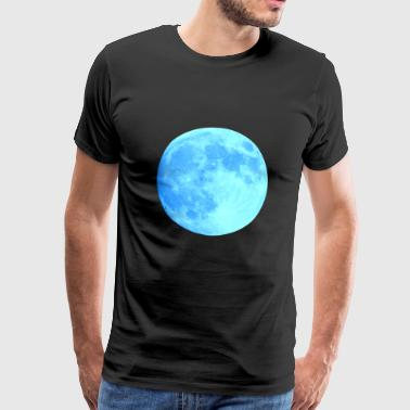 Blue moon - Men's Premium T-Shirt