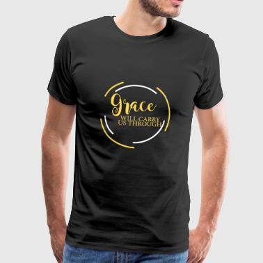 World Youth Day - Kirke - Faith - Religion - Gud - Premium T-skjorte for menn