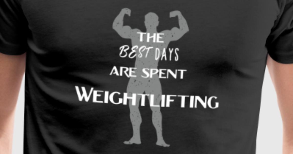 Fitness Bodybuilding Kraftsport Geschenk Muskeln von NIMON ...
