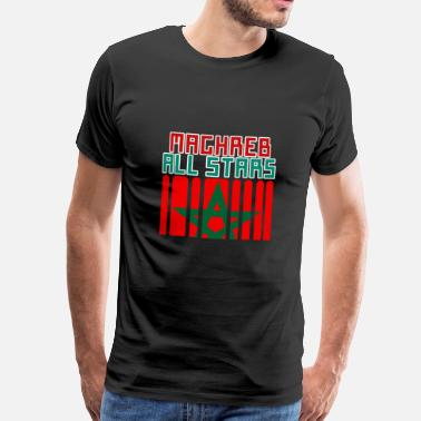 Maghreb Morocco Maghreb T-shirt All stars - Men's Premium T-Shirt
