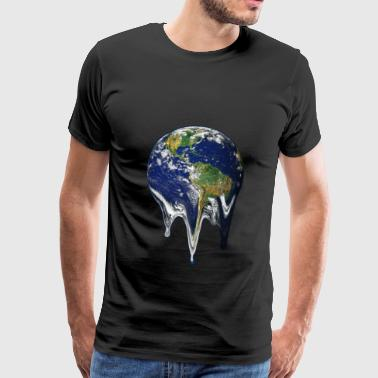 EARTH - Mannen Premium T-shirt