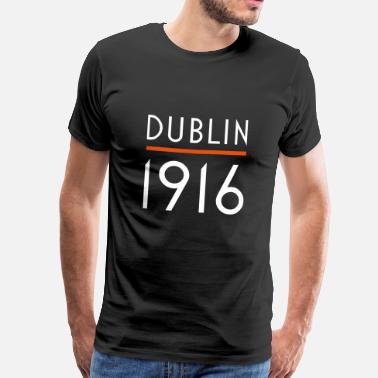 Easter Dublin 1916 rebel irish - Men's Premium T-Shirt