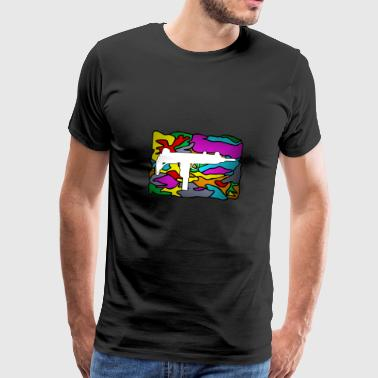 UZI - Men's Premium T-Shirt