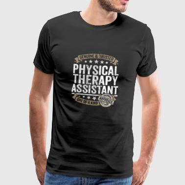 Physical Therapy Assistant Premium Quality - Men's Premium T-Shirt