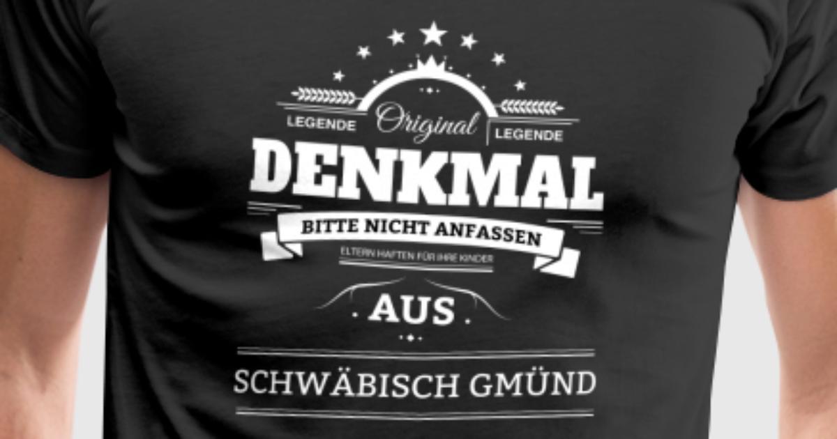 Schwäbisch Gmünd Denkmal Original Legende von MustHaveStuff ...