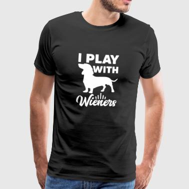 Wieners - Men's Premium T-Shirt