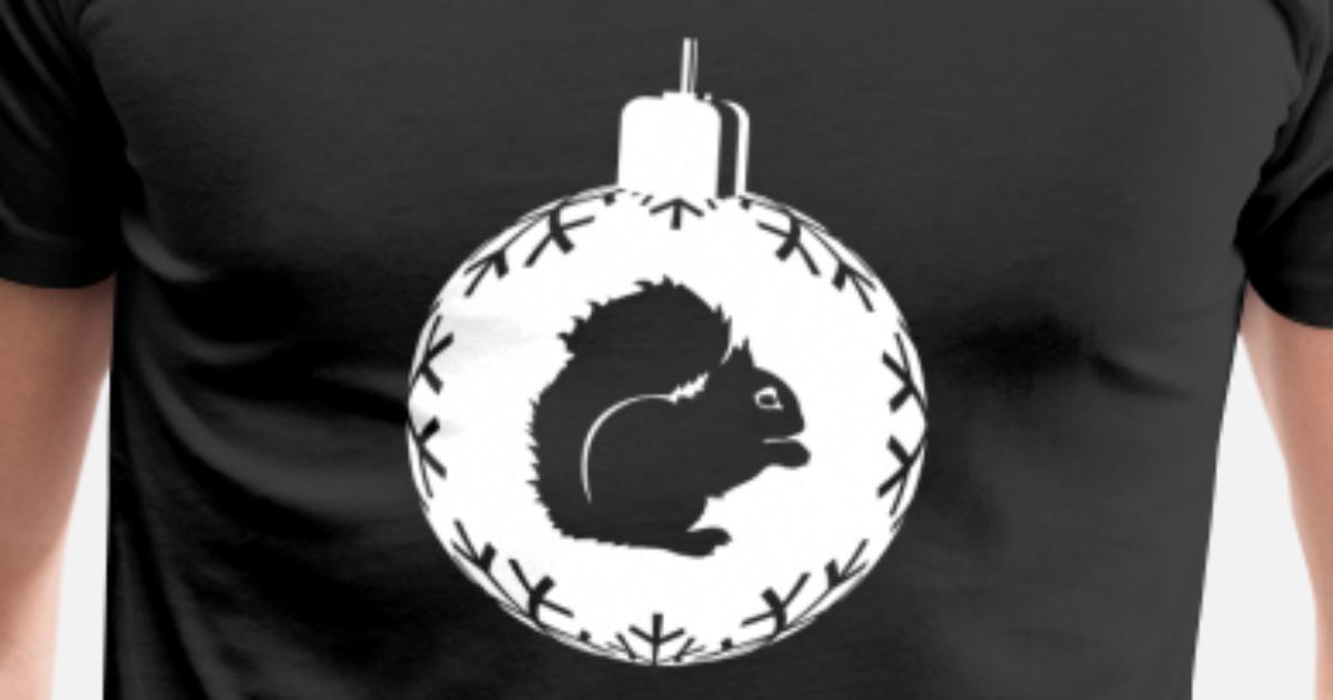 Weihnachten Eichhörnchen von   Spreadshirt