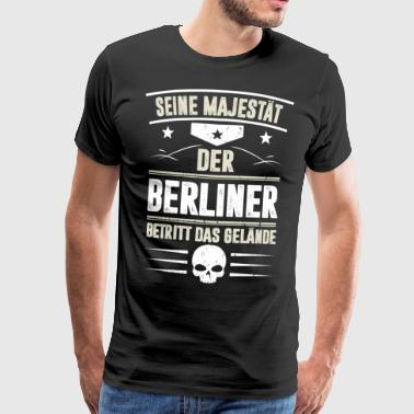 berlinois - T-shirt Premium Homme