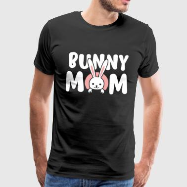 Bunny rabbit rabbits rabbit gift - Men's Premium T-Shirt