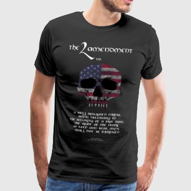 The 2nd Amendment - Männer Premium T-Shirt