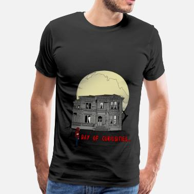 Eternity Abandoned House Day of the Myth Gift idea - Men's Premium T-Shirt