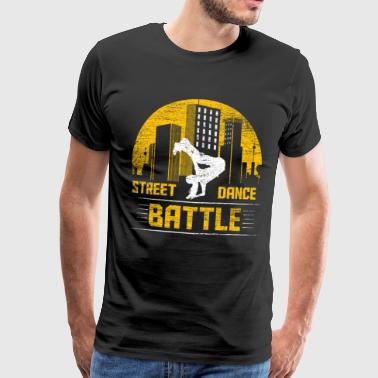 Street Dance - Men's Premium T-Shirt