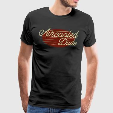 Aircooled dude - Men's Premium T-Shirt