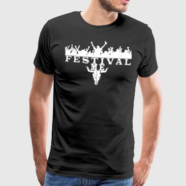 Festival Time Logo - Men's Premium T-Shirt