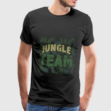 Jungle rule forest jungle nature environmental protection - Men's Premium T-Shirt
