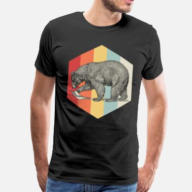 Brown Bear brown bear - Men's Premium T-Shirt