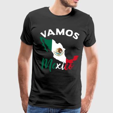 Vamos Mexico - Men's Premium T-Shirt