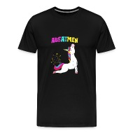 Gut Breathe Inhale Unicorn Yoga Unicorn Fitness Fan By Swayshirt | Spreadshirt