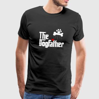 The Dogfather - Dog Dog Dog Human Dog - Mannen Premium T-shirt