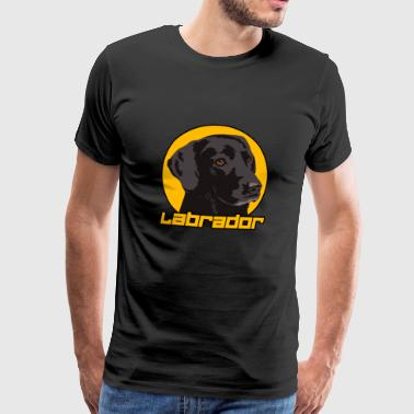 Labrador - Men's Premium T-Shirt