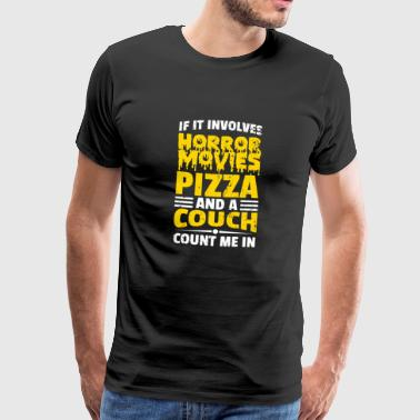 Horror movie - Men's Premium T-Shirt