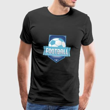 Football Football - Men's Premium T-Shirt