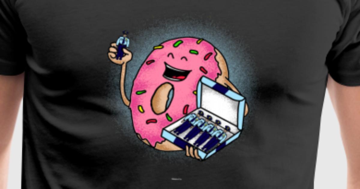 Donut Polizist Polizei Geschenk von EBENBLATT | Spreadshirt
