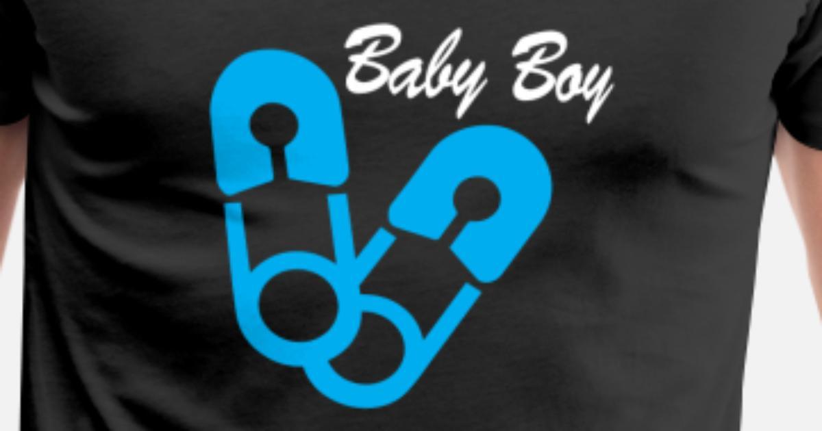 Geboorte van de babyjongen van easy spreadshirt