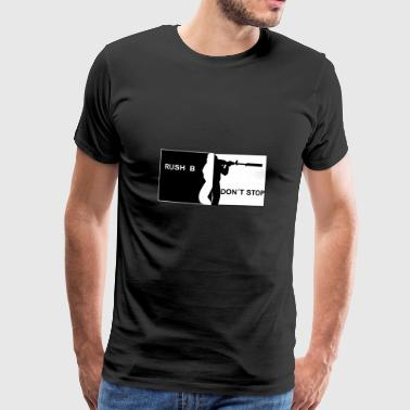 CS GO PC-spel - Mannen Premium T-shirt