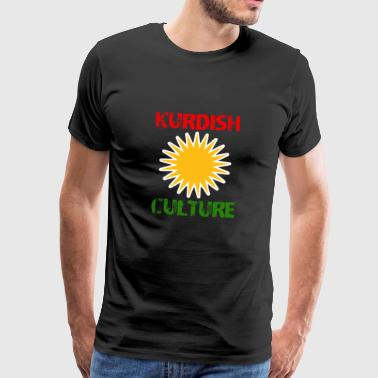 Kurdish Culture - Männer Premium T-Shirt