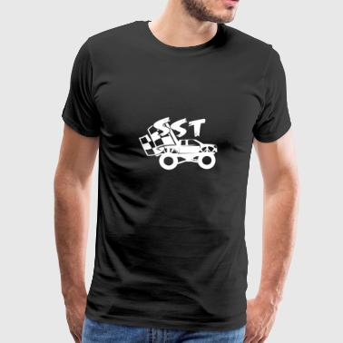 Super Cars Stadium Super Truck SST Racing Gifts - Men's Premium T-Shirt