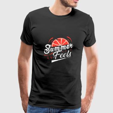 Supermarket Summer feelings gift Christmas - Men's Premium T-Shirt