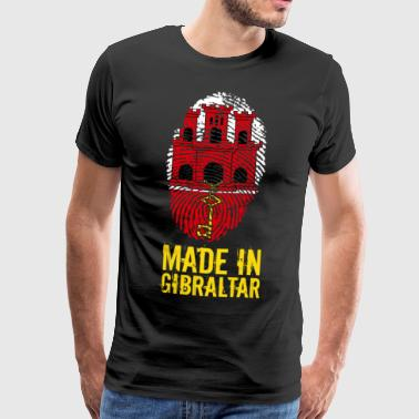 Made In Gibraltar - T-shirt Premium Homme