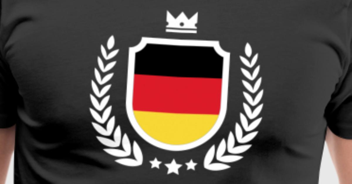 Germany Soccer World Cup Coat Of Arms By Phy Z Spreadshirt
