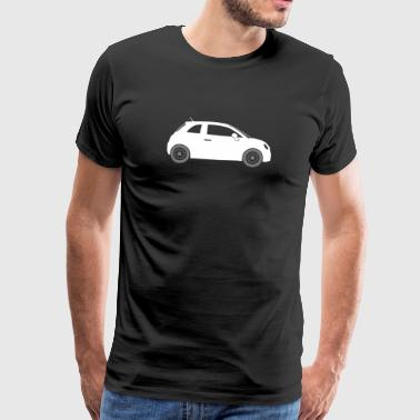 Small City Car - Men's Premium T-Shirt