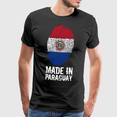 Made In Paraguay / Paraguay - T-shirt Premium Homme
