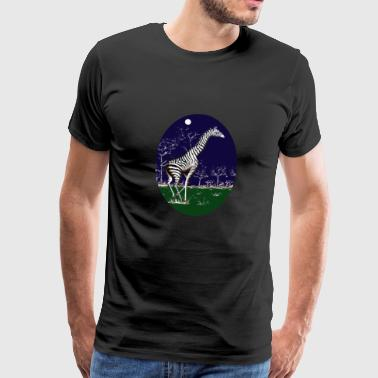 Gigi at night - Premium-T-shirt herr