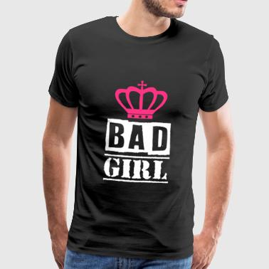 bad girl - Männer Premium T-Shirt