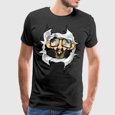 hippie - Men's Premium T-Shirt